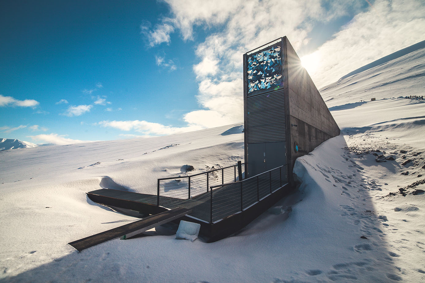 Seed Vault - Arctic Province Norway
